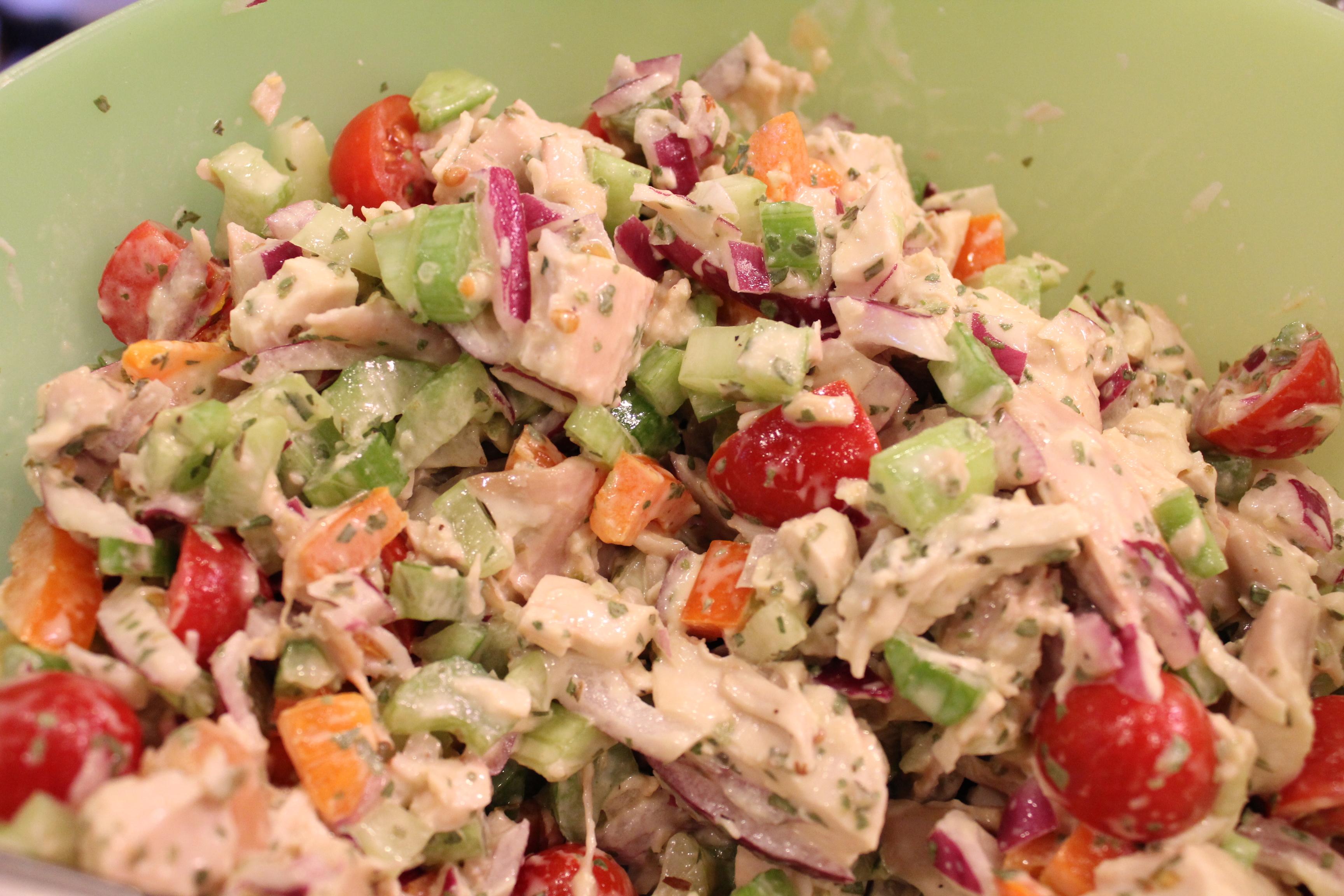 Tarragon Chicken Salad Hip Foodie Mom