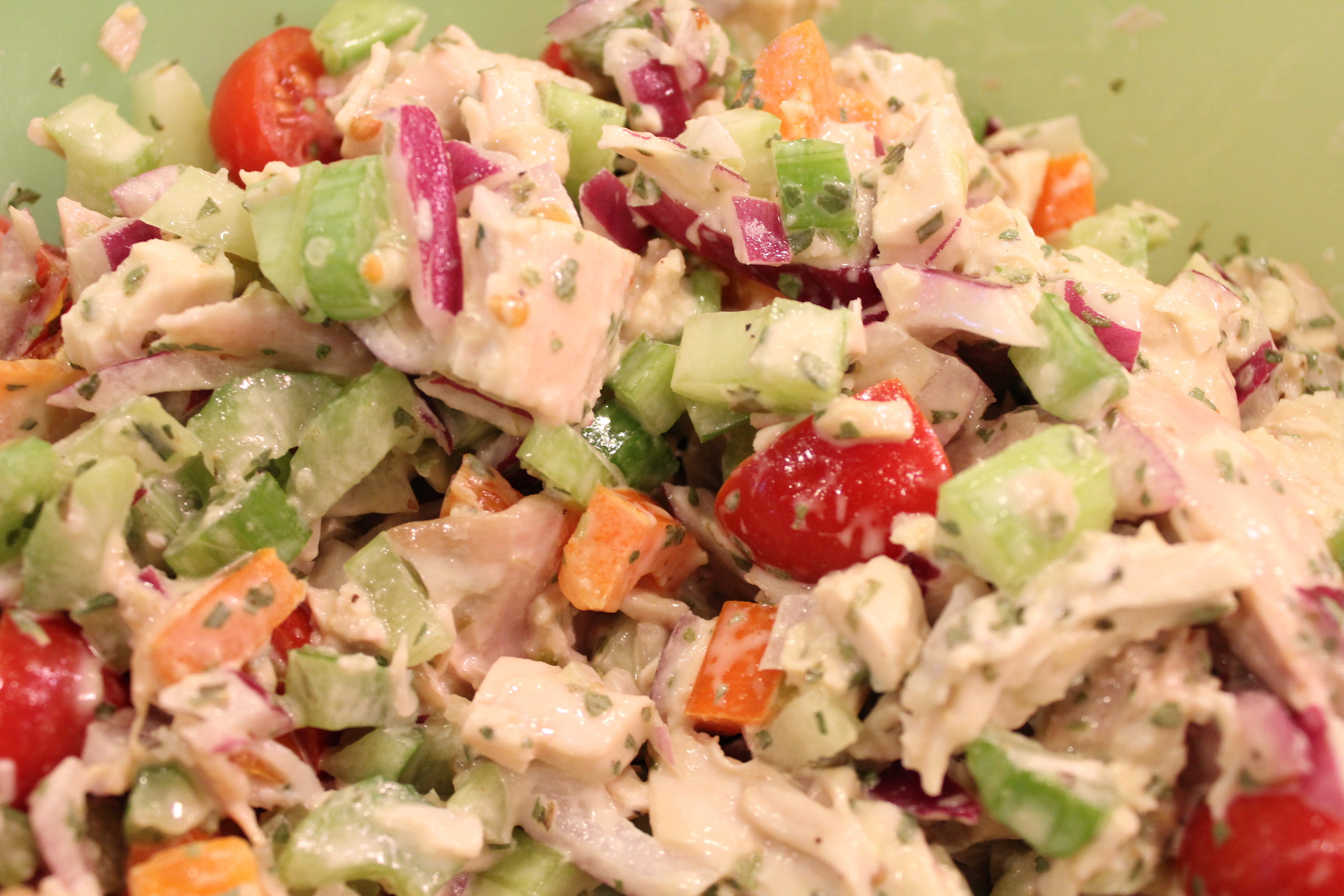 Tarragon Chicken Salad - Hip Foodie Mom